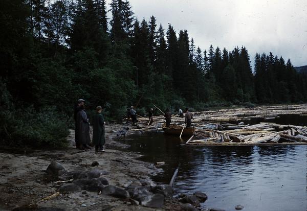ØH - Fløting og tømmerdrift
