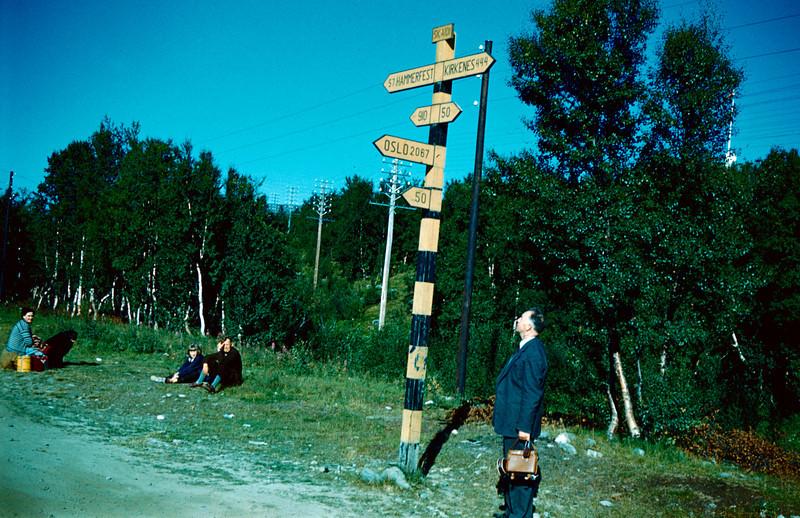 Ørnulf Henriksen (fotografen) ved Skaidi
