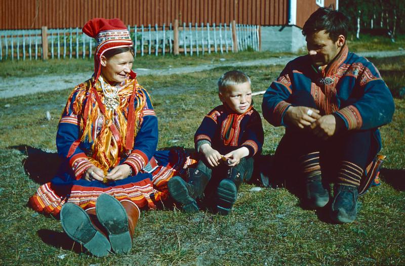 03 Samisk familie 2 - Skaidi