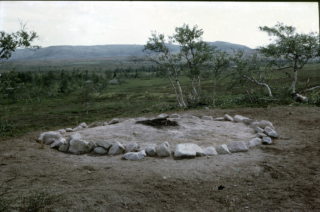 Gravhaugen i Trysil-Knuts fjellverden, Eltedalen
