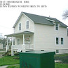 NEWER HOME - 137th STREET - RIVERDALE, IL <br /> Rehabbing in 2000's