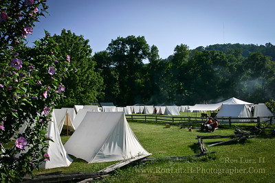 Sleeping Camp