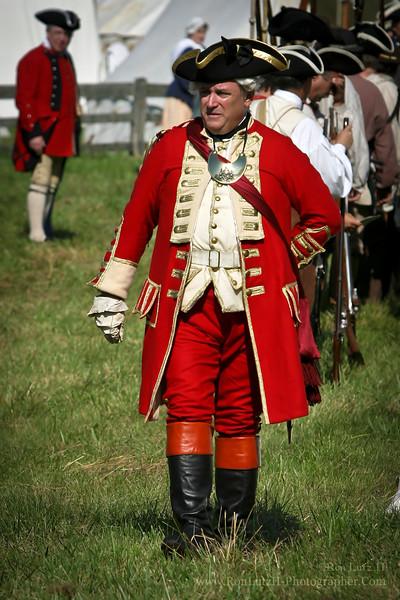 Major-General Braddock