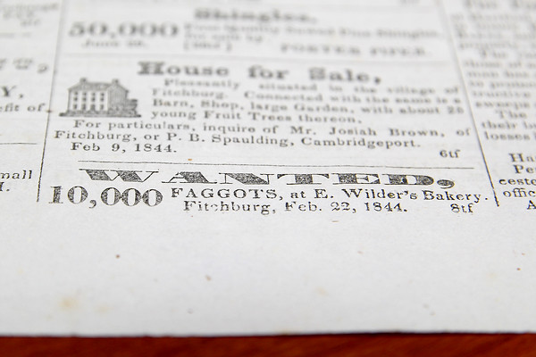 1844 S&E newspaper