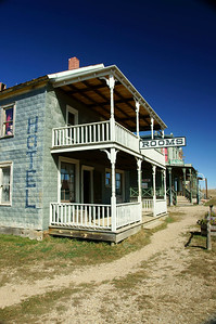 1880's Town South Dakota