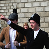 An Trocailín Donn -<br /> Short drama onone ofPearse's onlytrialsas a barrister. Written and performed by students of An Cumann Gaelach with support from TCD Oifig na Gaeilge and the Provost's Visual and Performing Arts Fund.<br /> Photograph: ©Margaret Brown 2016<br /> <br /> RTE's Reflecting the Rising @ Trinity College Dublin Monday 28 March 2016.