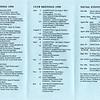 1998 Program - Back