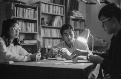 Sonoko Yamanouchi , Ajit Shah, Taka Yamanouchi