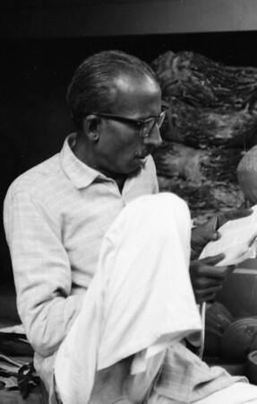 In Chandni Chowk, Delhi, December 1968