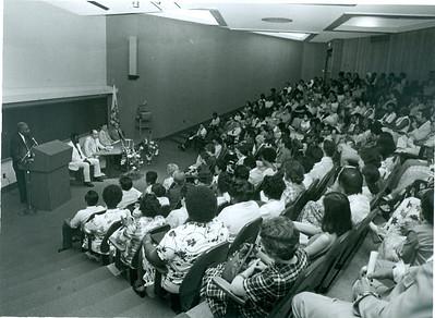 1976 Commencement