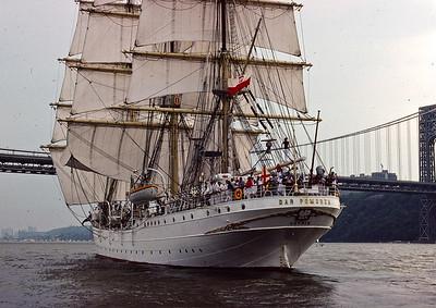 1976 Operation Sail - 16 Tall Ships