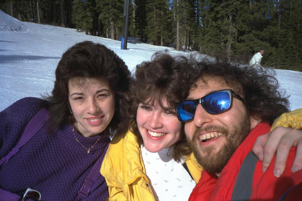 Helen, Liza, and Shep