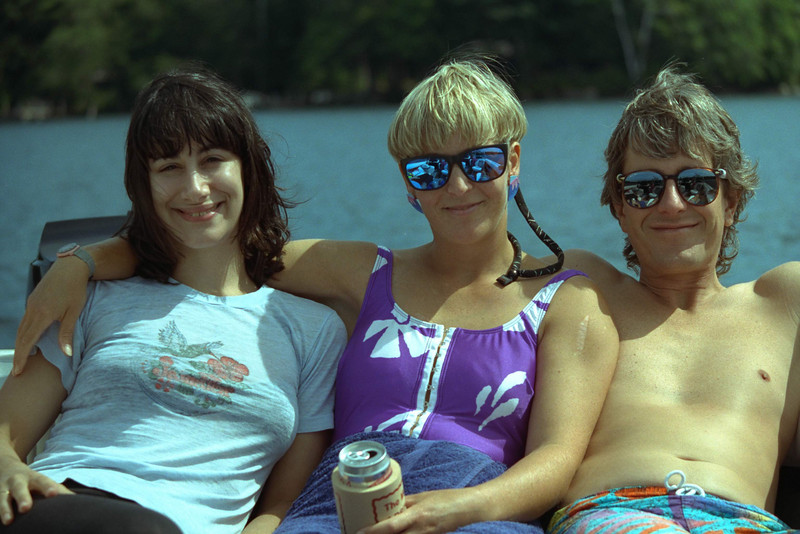 Lori, Susan, Chris