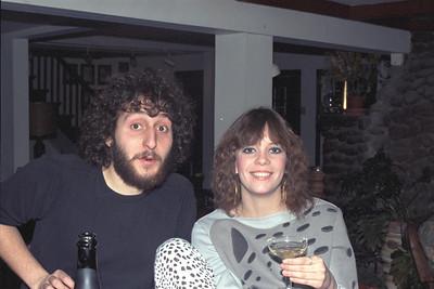 Shep and Nancy