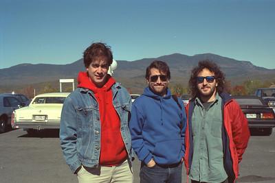 Ned, Dave, Shep at Sugarloaf