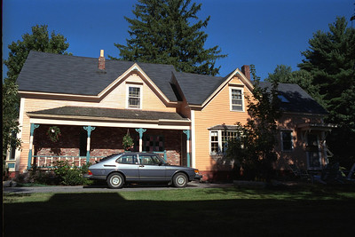 5 Wilson, Derry, NH (ca 1986) with 1982 Saab Turbo