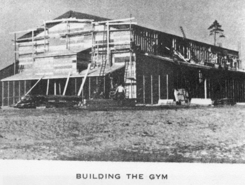 Building the Gymnasium