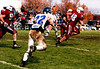 Jared Koester returns interception 47 yards for TD during CSC's 31-12 win over UNK - 2006