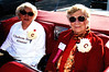 Helen McCray and Lenora Kennedy 2007 Parade Marshalls