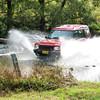 Barrington Tops - Susan makes a splash