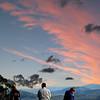 Barrington Tops -  Alison Pratt, Jason Butler and Wanda Bowen capture the sunset