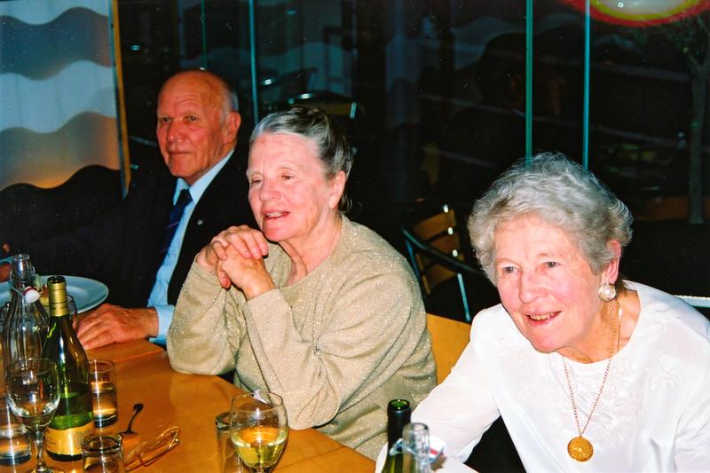 Club Dinner at Alexanders, Lindfield