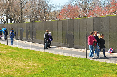 Vietnam Wall, Washington DC
