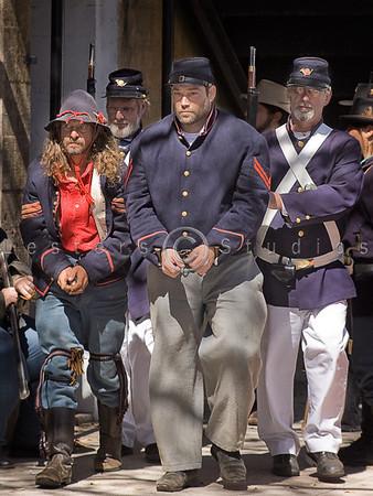 Forst DeSoto Battle of Ballast Point Reenactment 2009