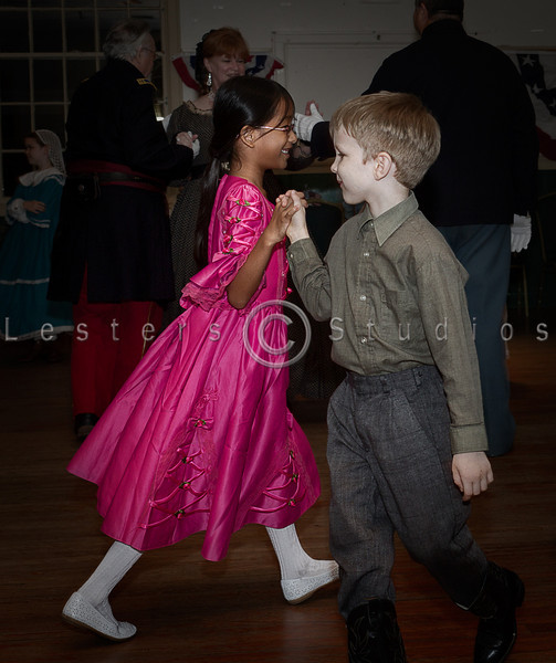 All ages danced the night away.