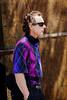 Colorful shirt (William Hartshorn in Hornitos)