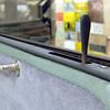 HM Ford T 22 coupe interior window sill
