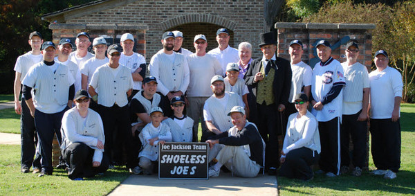 2011 Shoeless Joe-Ty Cobb Museums Vintage Games
