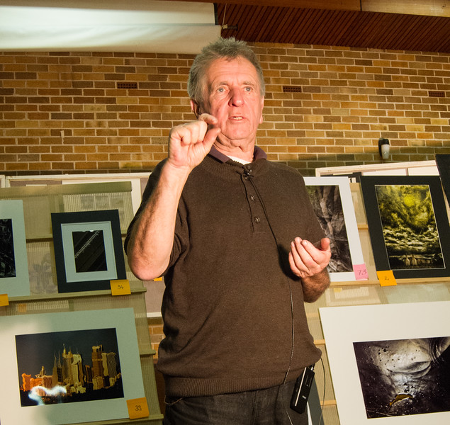 Special Creative Photography Night - Judge: George Hofsteters