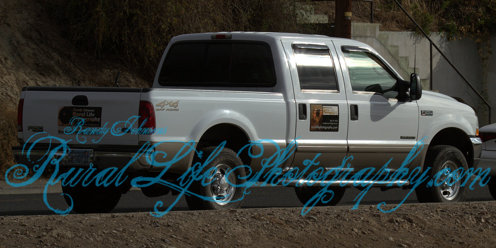 (MY RIG)<br /> Well this is what got me to the Pendleton,I know, its has my old signs on my rig
