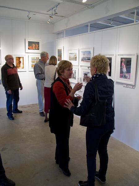 Darkroom to Lightroom Exhibition Opening