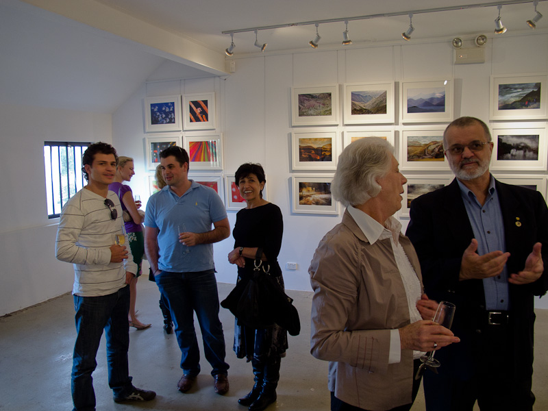 Darkroom to Lightroom Exhibition Opening