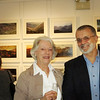 Judy Warburton & Len Brown