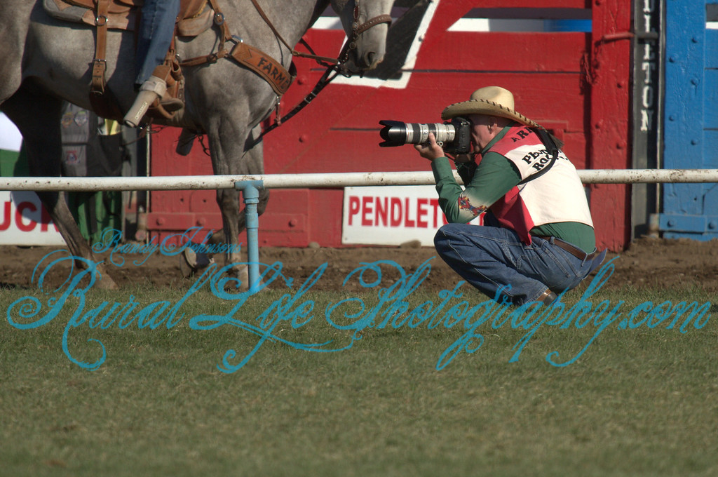 PRCA Photographer Mr Bill Lawless