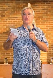 John Chapman - President