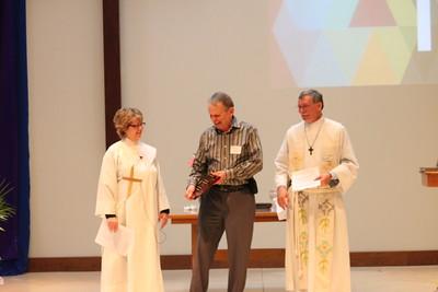2014 Barnabas Honoree