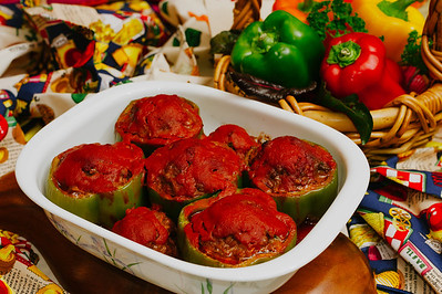 June - Stuffed Pepper