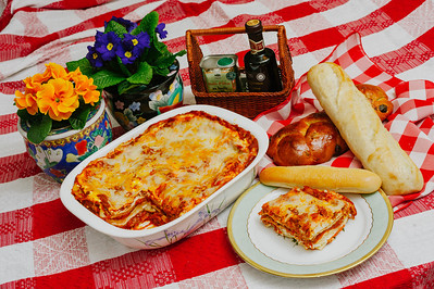 July - Lasagne