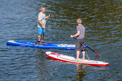 Blue Chip SUP Demo