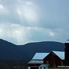 Same festive barn with Sun blessing