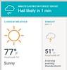 Hail Likely