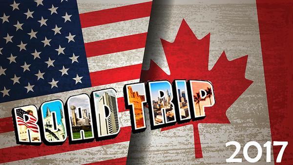 US-Canada Road Trip 2017