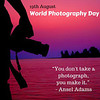 World Photography Day 2