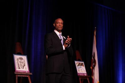 Orange County Black Chamber of Commerce 25th Anniversary Reception.