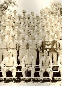 327th Engineer Combat Battalion, Company B - Camp Swift TX 1944