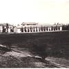 四十数年年前の慶応工学部グラウンド
